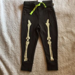 FINAL MARKDOWN CrewCuts Glow in the dark pants